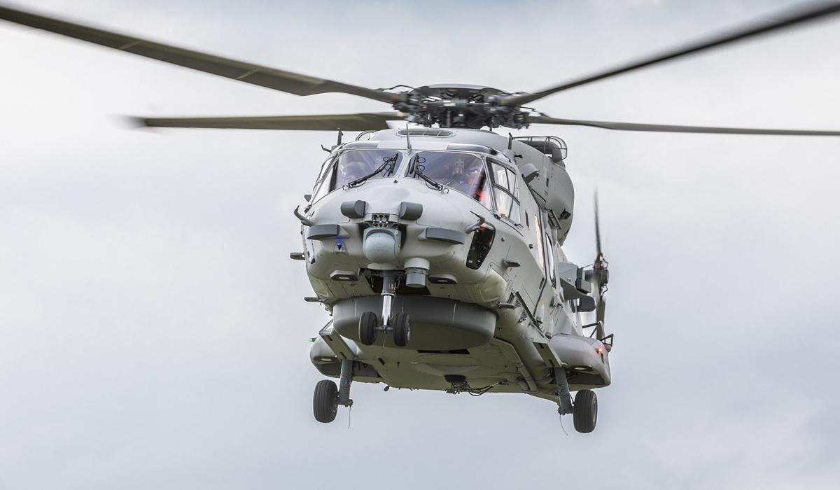 Airbus: śmigłowce morskie NH90 Sea Lion wkrótce trafią do Deutsche Marine