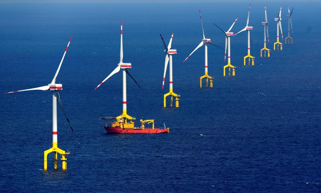 Koncern Eneco kupi prąd z belgijskich farm offshore Seastar i Mermaid