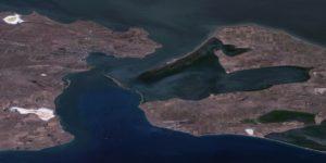 Rosja Ukraina Morze Azowskie / Portal Stoczniowy