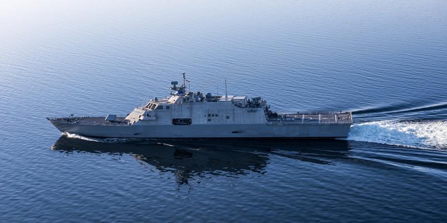 USS Sioux City Freedom / Portal Stoczniowy
