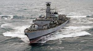 HMS Westminster / Portal Stoczniowy