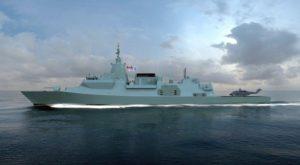 kanada marynarka wojenna / portal stoczniowy