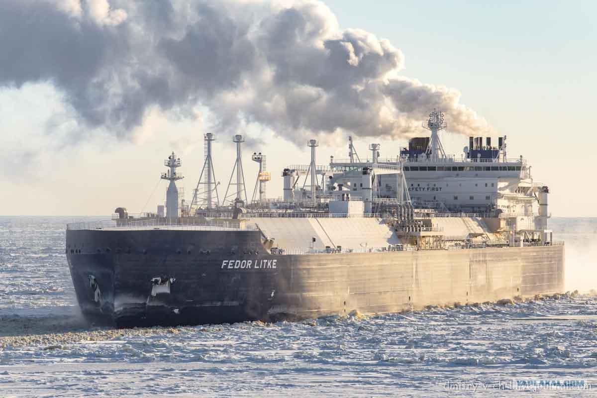 novatek tankowiec LNG / portal stoczniowy
