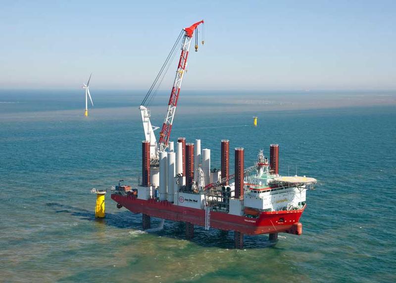 Taillevent, czyli drugi statek na nogach dla Jan De Nul Group