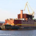 Rosja: uruchomiono pływający reaktor jądrowy Akademik Łomonosow