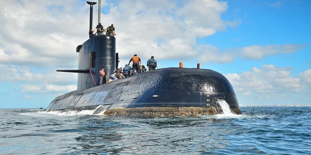 Wrak okrętu podwodnego ARA San Juan odnaleziony po 12 miesiącach od zatonięcia