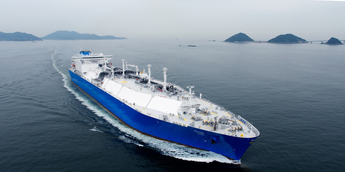 Sovcomflot: duża strata po trzech kwartałach i kredyt na nowy gazowiec LNG