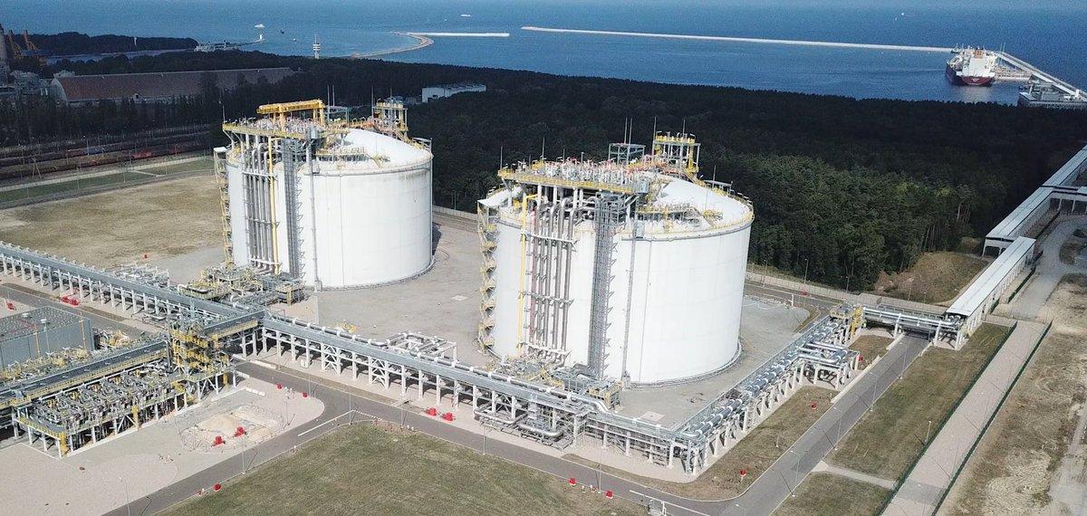 Polskie LNG wkrótce ogłosi przetarg na rozbudowę gazoportu w Świnoujściu