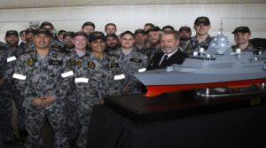 Fregaty Hunter / Portal Stoczniowy