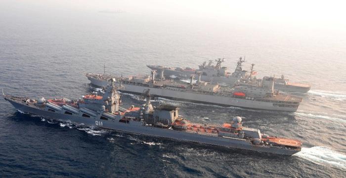 Indra Navy 2018 / Portal Stoczniowy