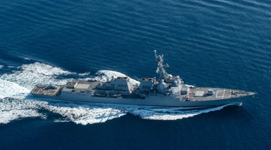Niszczyciel typu Arleigh Burke / Portal Stoczniowy