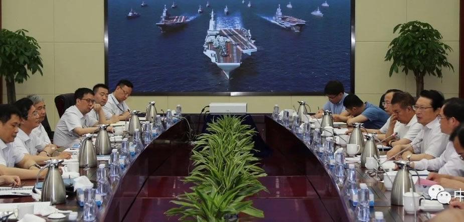 Chiny oficjalnie informują o pracach nad nowym lotniskowcem Typ 002