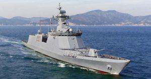 Fregaty Korea / Portal Stoczniowy