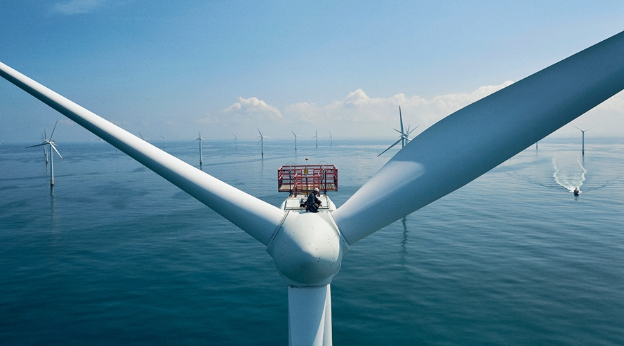Kriegers Flak Offshore Wind Farm / Portal Stoczniowy