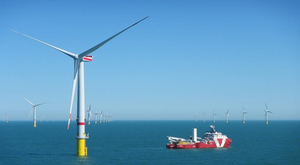 Morskie farmy wiatrowe: pierwszy wielki projekt offshore na morzu USA