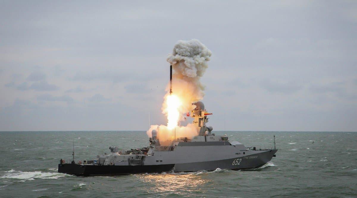 Flota Czarnomorska: dwa nowe okręty z rakietami manewrującymi w przyszłym roku?
