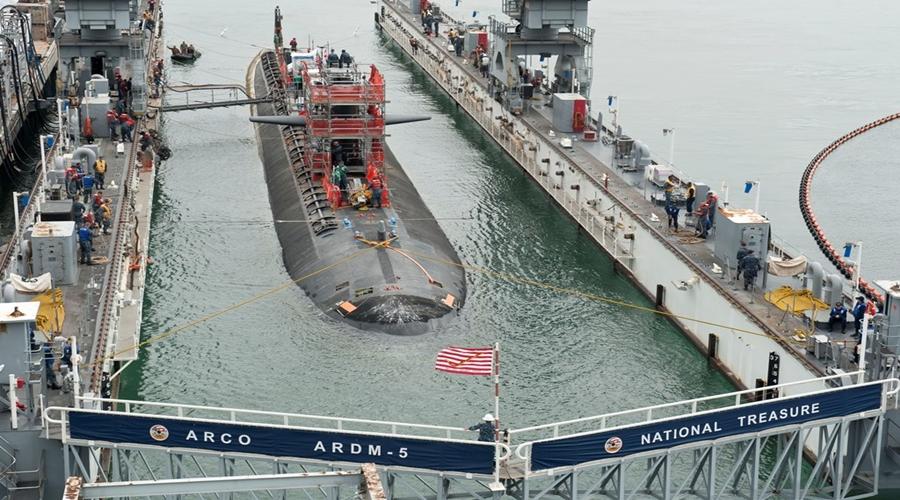 Okręty podwodne / Portal Stoczniowy
