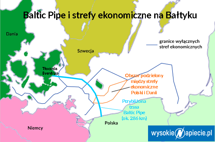Baltic Pipe / Portal Stoczniowy
