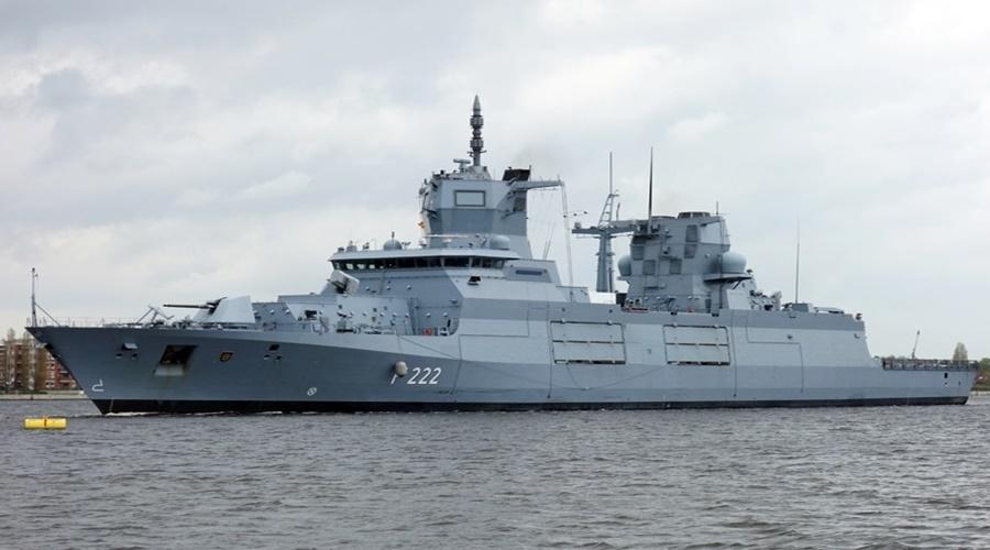 Marynarka wojenna Niemiec: miliardy euro na nowe okręty w przyszłym roku