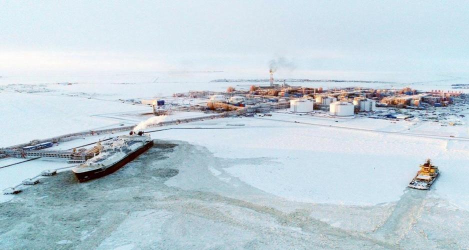 Novatek Arctic LNG 2 / Portal Stoczniowy