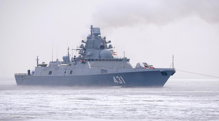 Admirał Kasatanow / Portal Stoczniowy