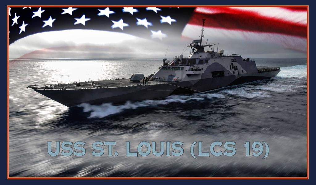 USS St. Louis / Portal Stoczniowy