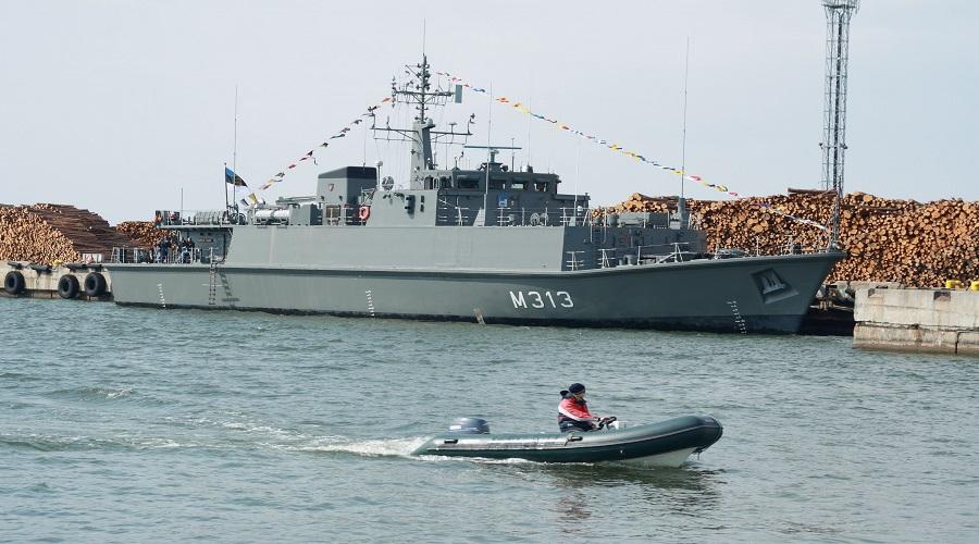 Marynarki wojenne państw bałtyckich. Jaką siłą na morzu dysponują Liwa, Łotwa oraz Estonia?