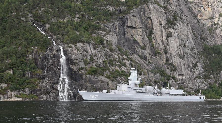 Fregaty Typu M / Portal Stoczniowy