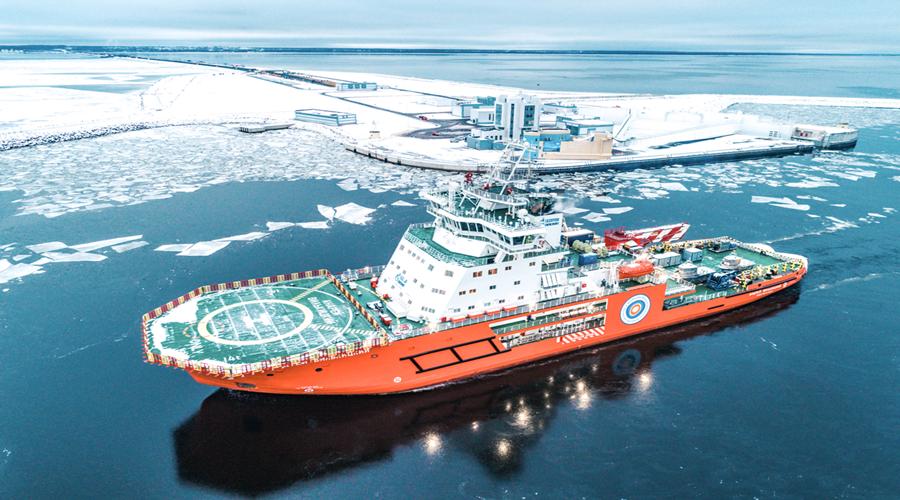 Naftowe ramię Gazpromu sięga na północ. Ofensywa wydobywcza w Arktyce