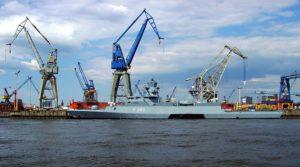Korwetna K-130 / Portal Stoczniowy