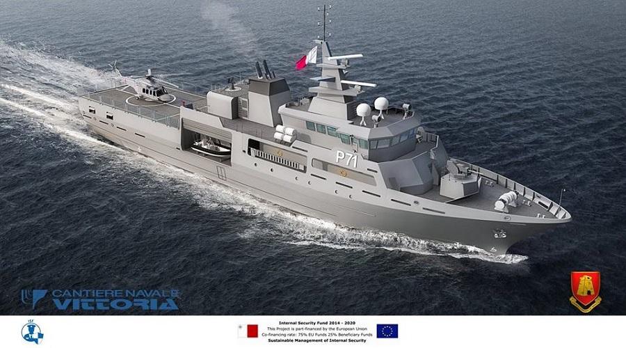 Malta Patrolowiec / Portal Stoczniowy