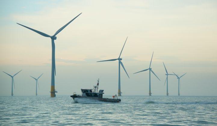 Niemcy: rząd federalny zapowiada dodatkowe aukcje dla morskich farm wiatrowych