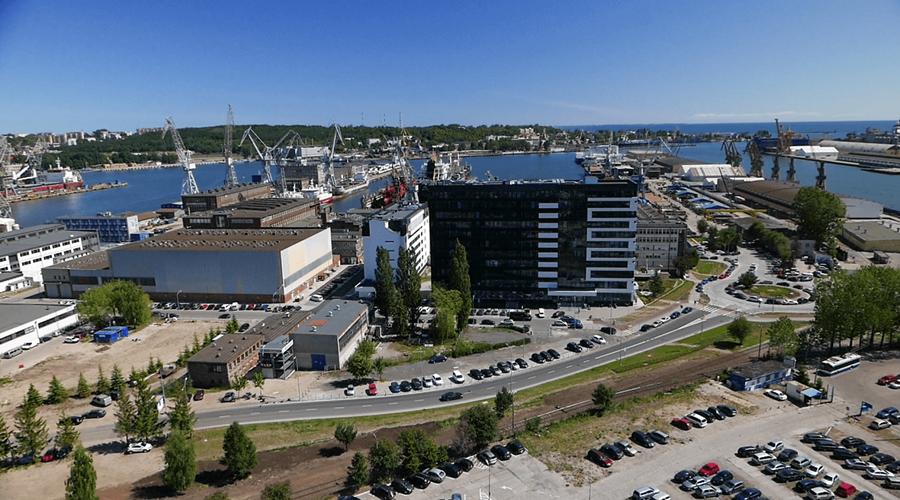 Pomorska Specjalna Strefa Ekoniczna / Portal Stoczniowy