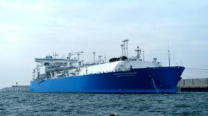 Kalinigrad LNG Gazprom / Portal Stoczniowy