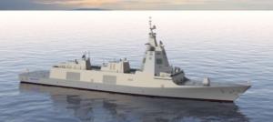 Navantia fregata F110 / Portal Stoczniowy