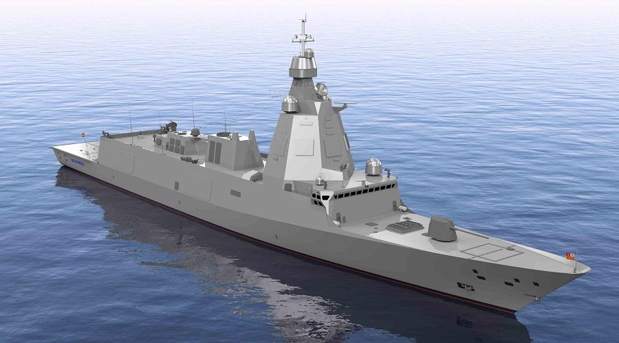 Hiszpania: umowa na budowę pięciu fregat F-110 podpisana