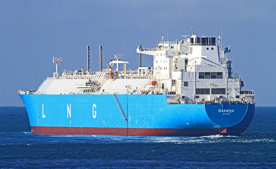 Pierwszy ładunek LNG z rosyjskiego terminalu Jamał płynie do Stanów Zjednoczonych