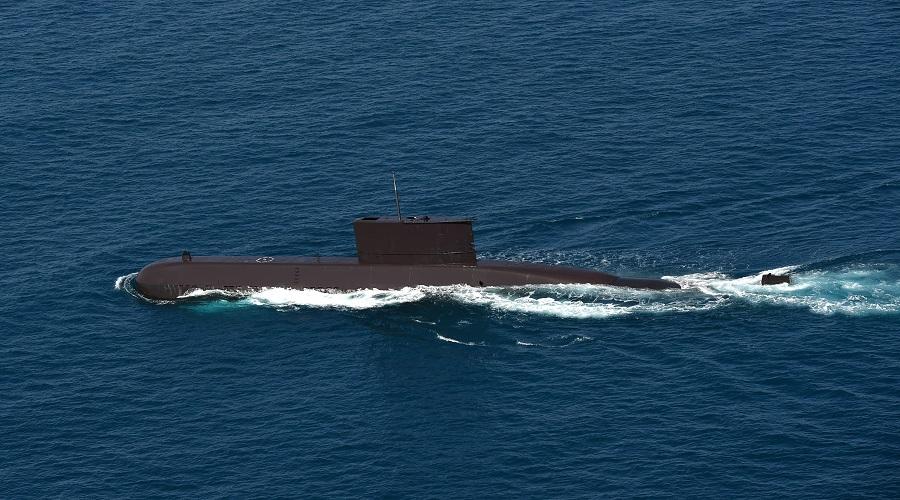Okręt podwodny typu 209 marynarka wojenna Indonezji / Portal Stoczniowy