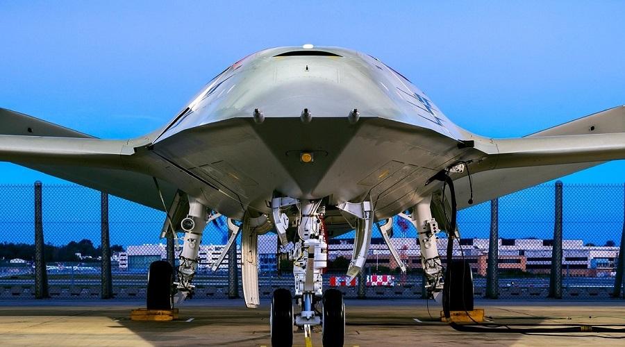 MQ-25 US Navy / Portal Stoczniowy