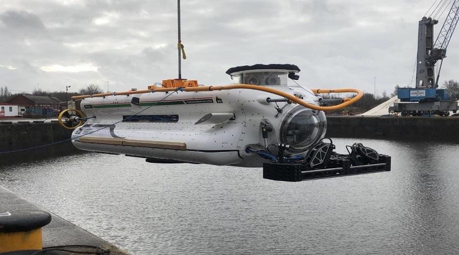 Dostarczono drugi zestaw ratownictwa podwodnego dla Marynarki Wojennej Indii