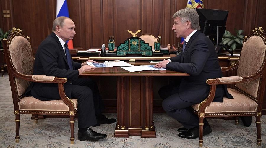 Novatek Putin / Portal Stoczniowy