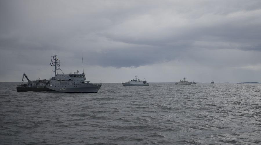 Deutsche Marine: Morze Bałtyckie ponownie możliwym teatrem operacyjnym