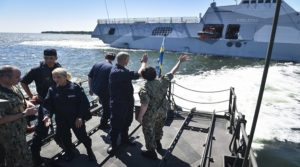 Marynarka wojenna Szwecji / Portal Stoczniowy