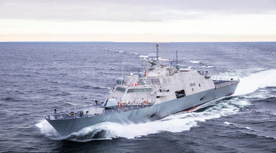Littoral Combat Ship / Portal Stoczniowy