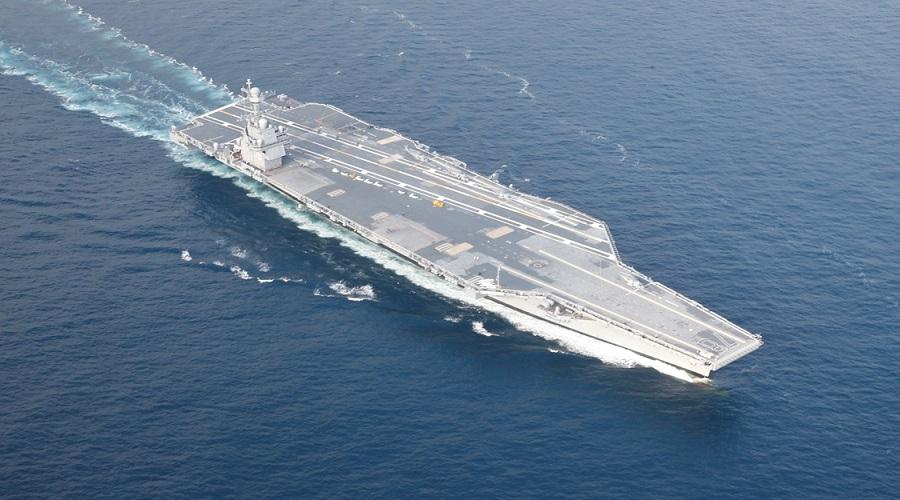 Amerykański przemysł stoczniowy zbuduje dwa nowe lotniskowce typu Gerald R. Ford dla US Navy