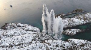 Norweska fregata Hegle Ingstad / Portal Stoczniowy