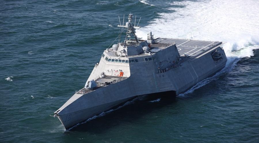 USS Tulusa / Portal Stoczniowy