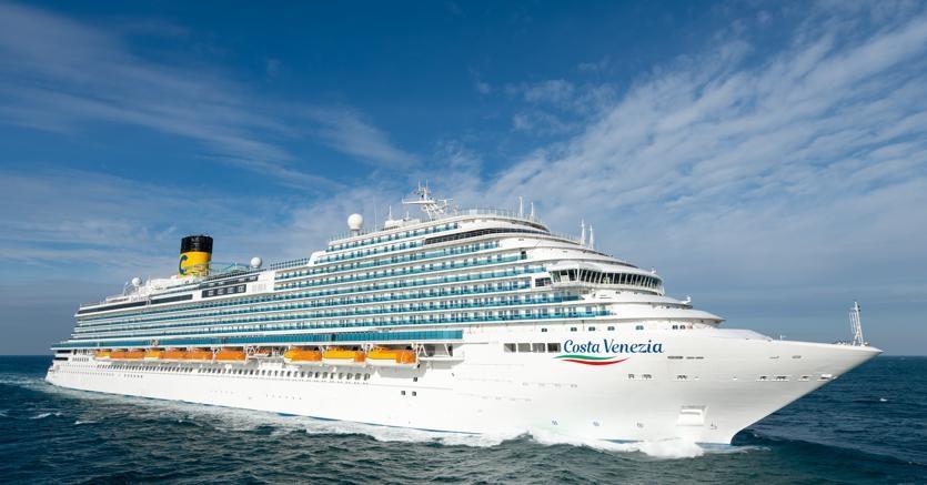 Costa Venezia: nowy wycieczkowiec ze stoczni Fincantieri już na morzu