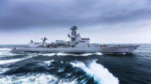 holenderskie fregaty chile / portal stoczniowy