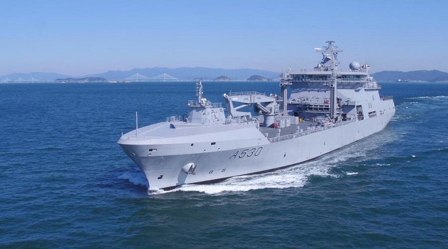 norwegia marynarka wojenna / portal stoczniowy